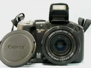 Canon デジタルカメラ PowerShot S5 IS| ハードオフ西尾店