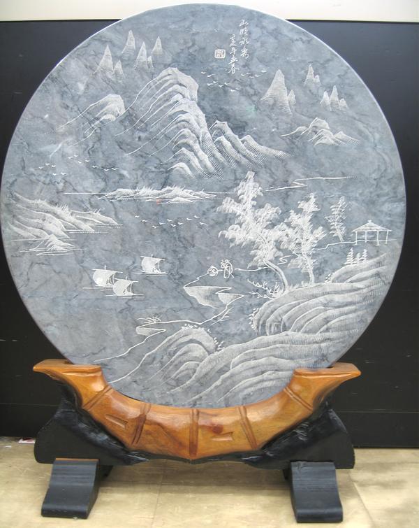 石板彫刻 置物| オフハウス三河安城店