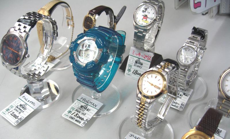 腕時計の買取大募集☆| オフハウス三河安城店