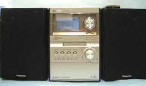 Panasonic ミニコンポ SA-PM870SD| ハードオフ西尾店