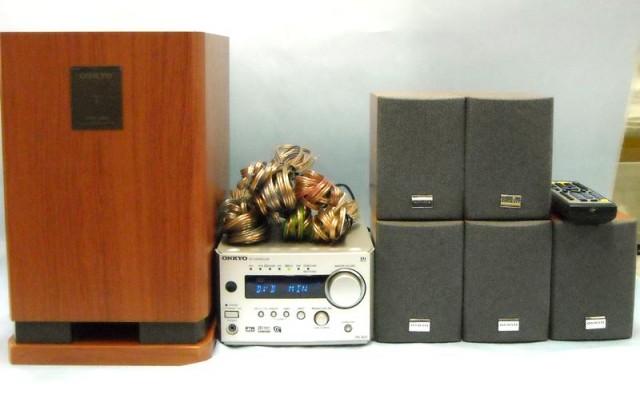 ONKYO ホームシアターシステム BASE-V800| ハードオフ西尾店