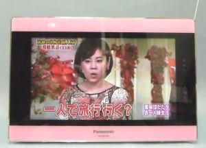 Panasonic ポータブルテレビ SV-ME7000| ハードオフ西尾店