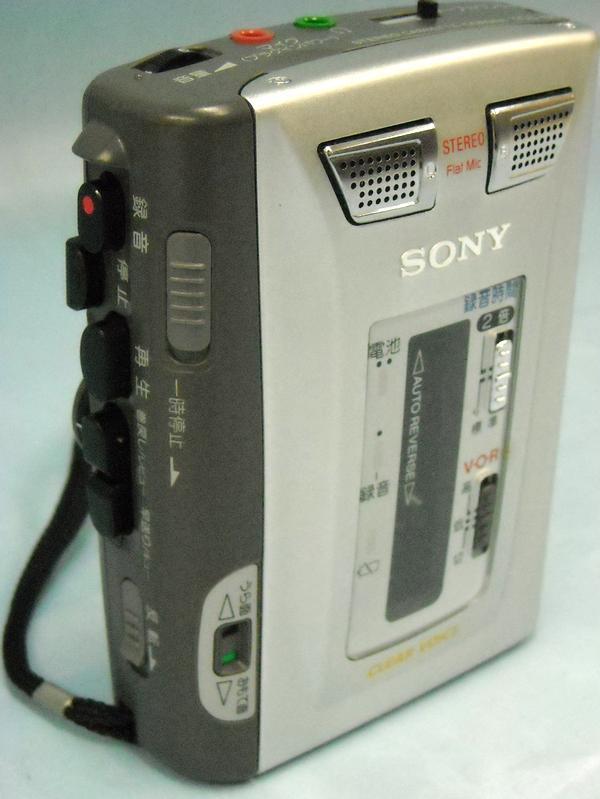 SONY カセットコーダー TCS-60  ハードオフ西尾店