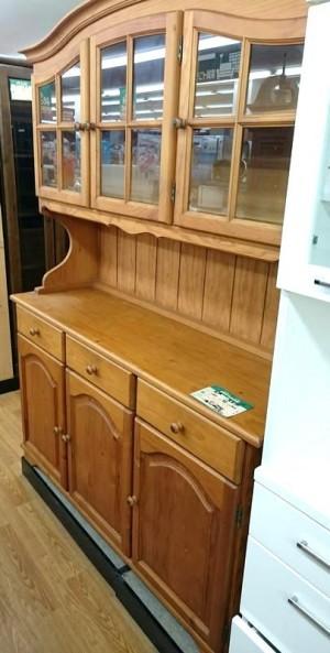 カントリー調食器棚| オフハウス西尾店