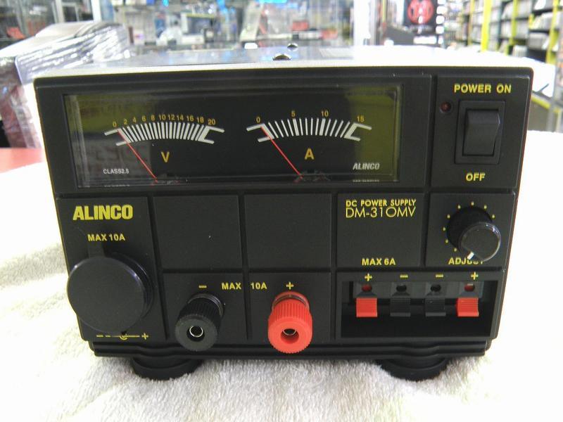 ALINCO 安定化電源 DM-310MV  ハードオフ安城店