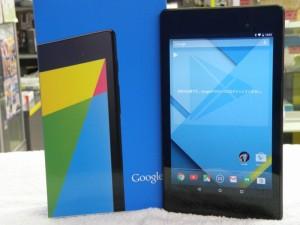 ASUS Nexus 7 Wi-Fiモデル 16GB| ハードオフ安城店