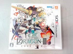 3DS セブンスドラゴン3 CODE:VFD入荷!!| ハードオフ三河安城店