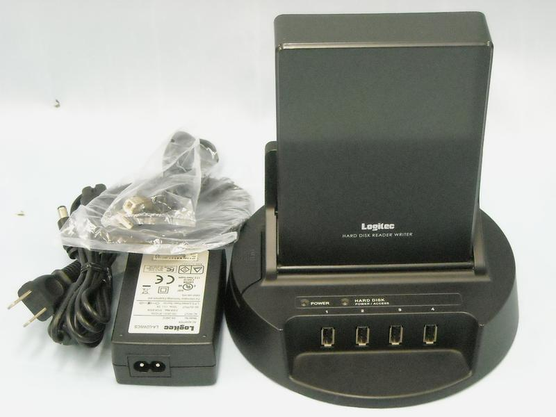 Logitec HDDリーダー/ライター LHR-DS01SAU2  ハードオフ西尾店