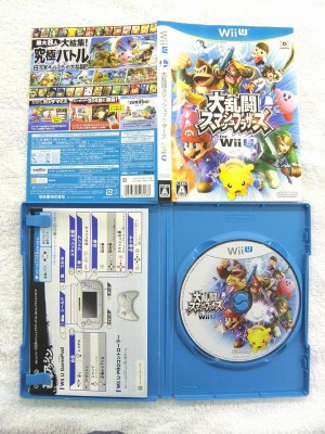 大乱闘スマッシュブラザーズ for Wii U| ハードオフ安城店