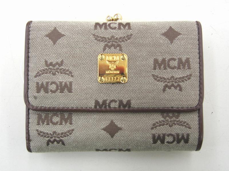 MCM 二つ折り財布入荷!| オフハウス三河安城店
