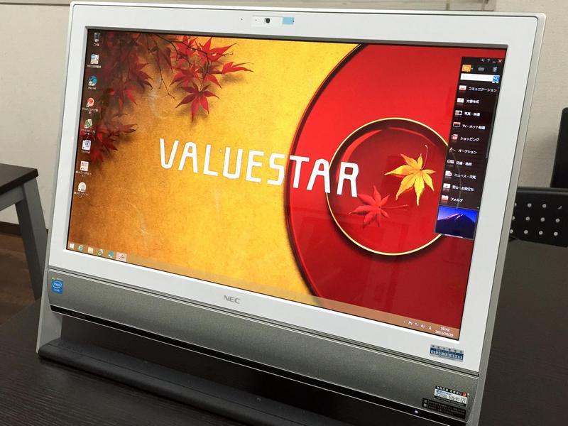 NEC 一体型パソコン PC-VN350NSW| ハードオフ豊田上郷店