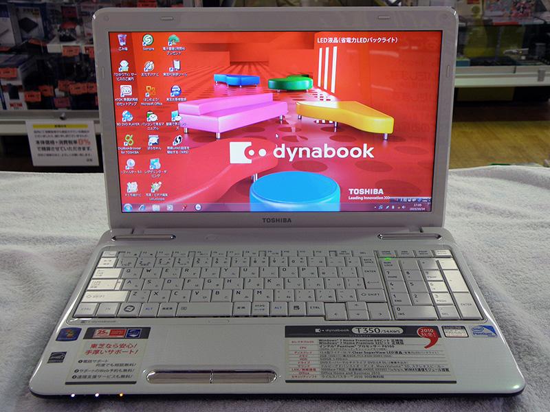 dynabook T350/34AW  ハードオフ安城店