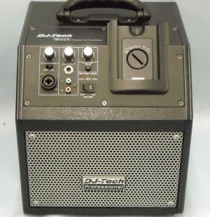 DJ-Tech ポータブルPAシステム| ハードオフ西尾店