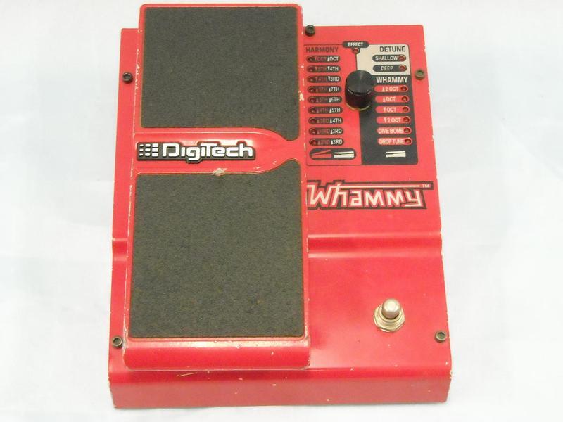 Digitech エフェクター Whammy (4th)| ハードオフ西尾店