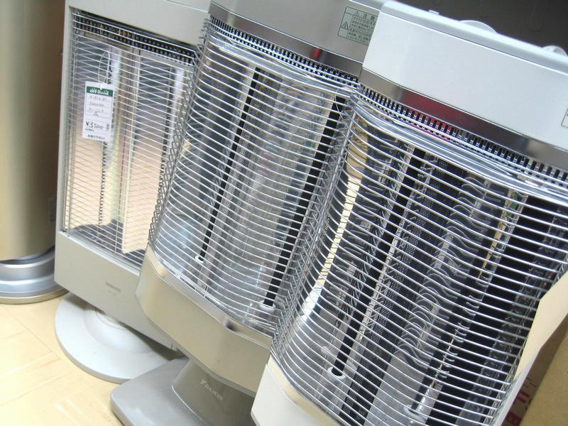 暖房器具の買取強化中!  オフハウス三河安城店