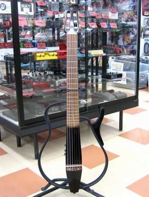 YAMAHA サイレントギター SLG-100N| ハードオフ三河安城店