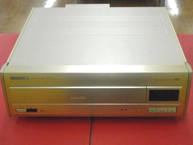 Pioneer LDプレーヤー LD-S9| ハードオフ西尾店
