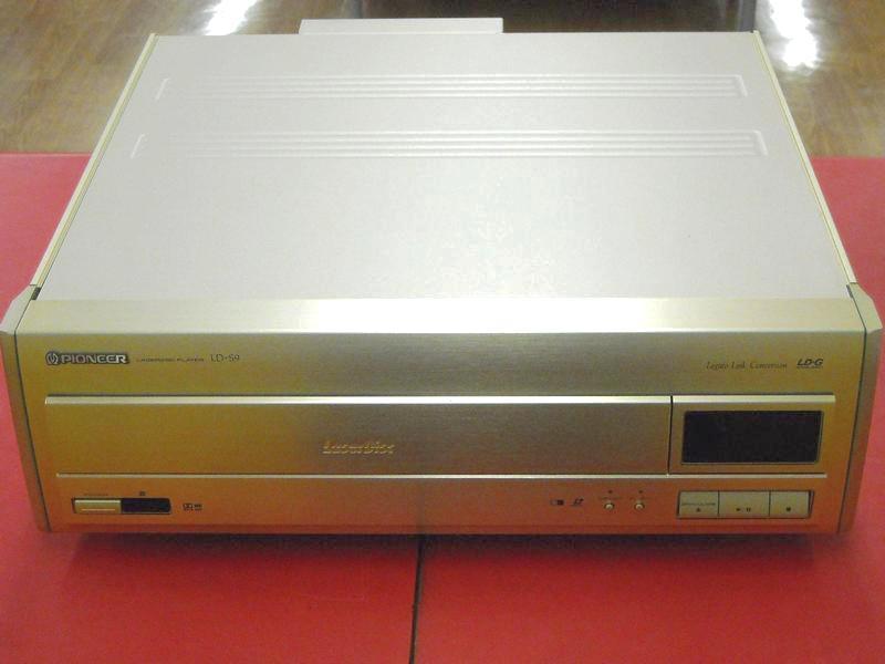 Pioneer LDプレーヤー LD-S9  ハードオフ西尾店