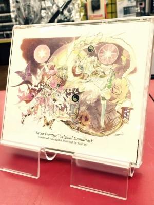 サガフロンティア オリジナルサウンドトラック| ハードオフ豊田上郷店