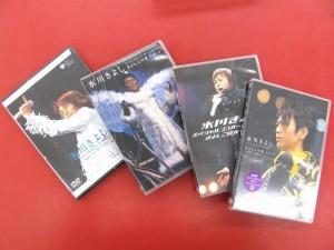 氷川きよしスペシャルコンサートDVD入荷!!| ハードオフ三河安城店