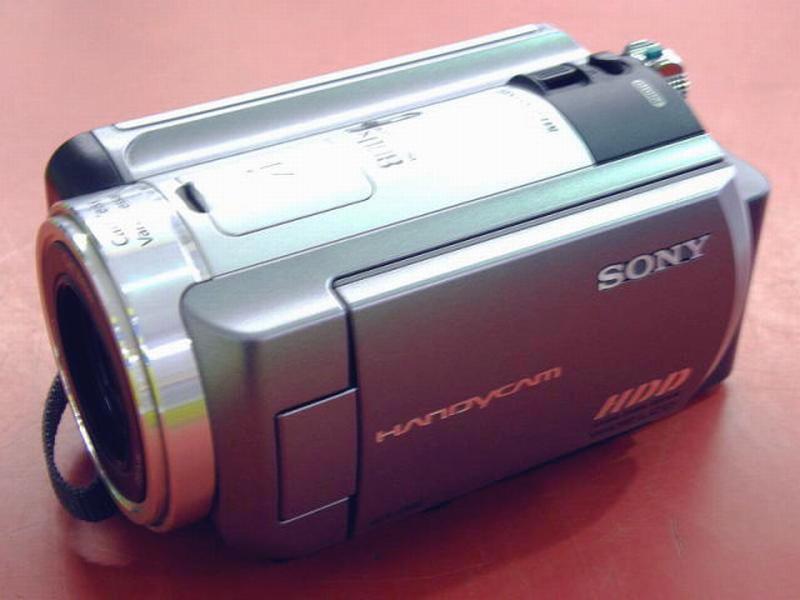 SONY HDDビデオカメラ DCR-SR60| ハードオフ安城店