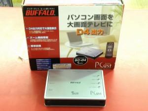 BUFFALO PC-TVコンバータ SC-D4| ハードオフ安城店