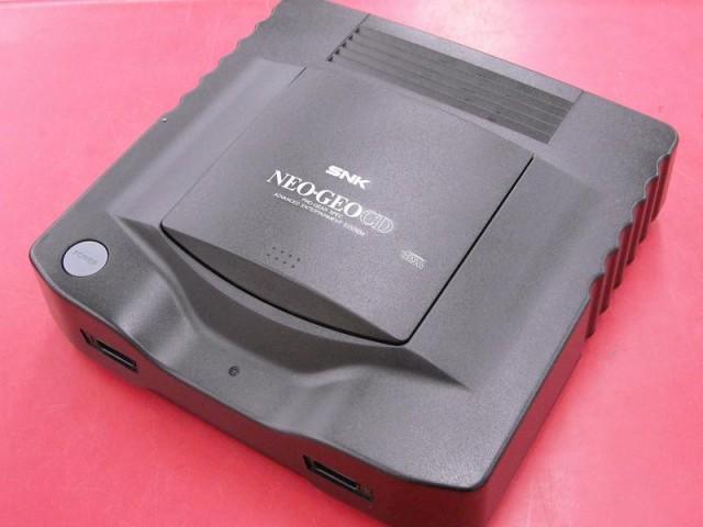 SNK NEO-GEO CD CD-T01入荷しました!| ハードオフ西尾店