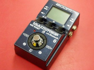 ZOOM MS-100BT 入荷しました!| ハードオフ西尾店