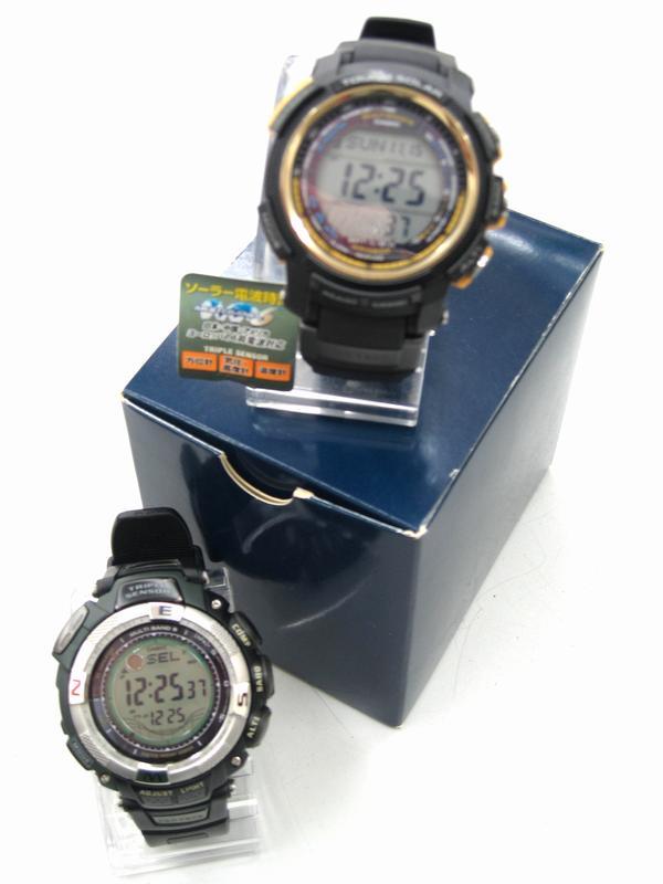 CASIO 腕時計 PRO TREK  オフハウス三河安城店