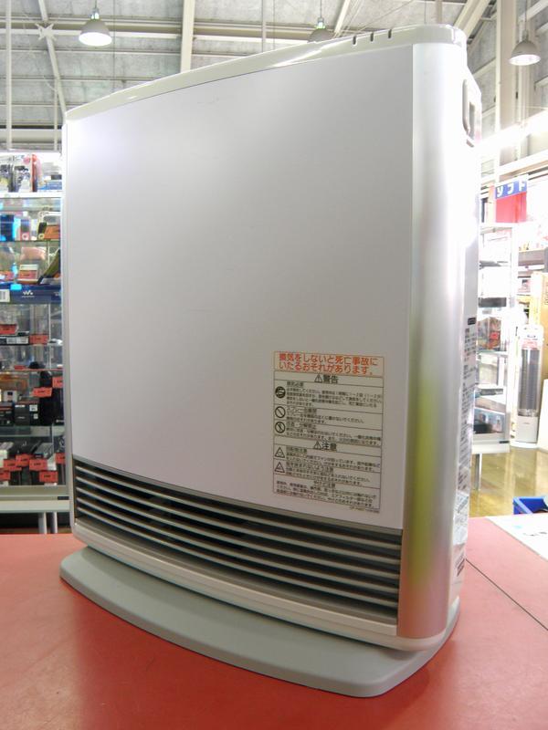 東邦ガス ガスファンヒーター RC-41FCT-P| ハードオフ安城店