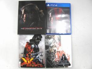 PS4 メタルギアソリッド5 ファントム・ペイン| ハードオフ三河安城店