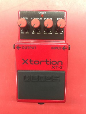 BOSS Xtortion XT-2| ハードオフ豊田上郷店