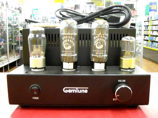 Gem Tune 真空管アンプ X-1| ハードオフ西尾店