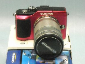 OLYMPUS 一眼カメラ PEN Lite E-PL2| ハードオフ西尾店