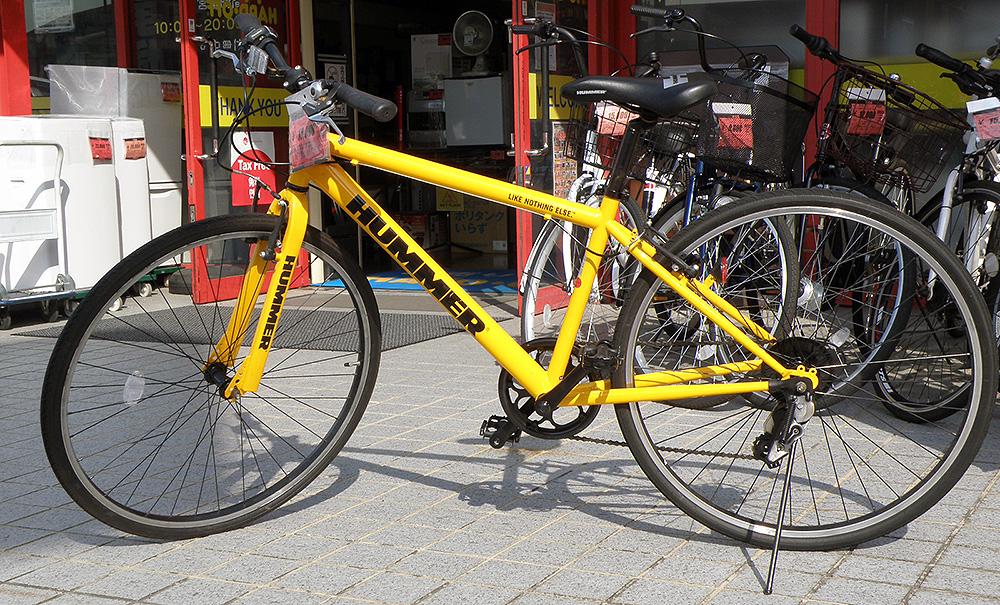 HUMMER クロスバイク| ハードオフ安城店