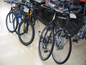 行楽シーズン到来!!自転車買取募集中!!| オフハウス三河安城店