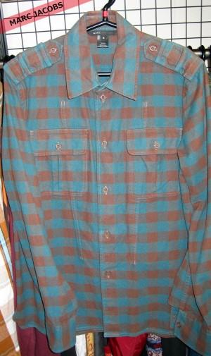 MARC JACOBS チェックシャツ| オフハウス三河安城店
