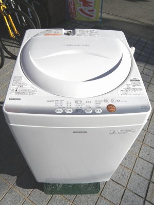 TOSHIBA 洗濯機 AW-4SC2 2015年製| ハードオフ安城店