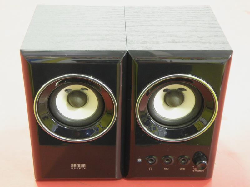 サンワサプライ PC用スピーカー MM-SPWD2 BK| ハードオフ安城店