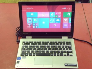 TOSHIBA ノートパソコン PN61NGP-NHA| ハードオフ安城店