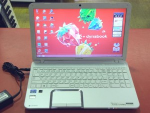 TOSHIBA ノートパソコン PT55237HBMWS3| ハードオフ安城店