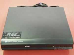 VERTEX STYLE DVDプレーヤー DVD-V015 BK| ハードオフ安城店