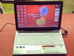 TOSHIBA ノートパソコン PABX51LLT| ハードオフ安城店