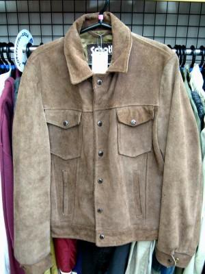 DIESEL 羊革レザージャケット| オフハウス三河安城店