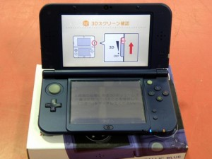 Nintendo new 3DS LL RED-001| ハードオフ安城店