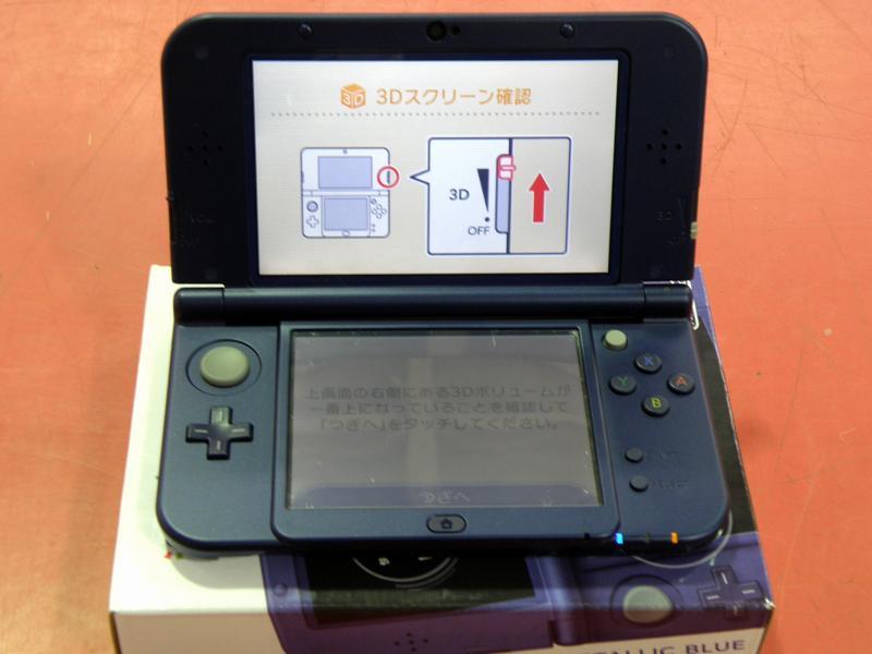 Nintendo new 3DS LL RED-001| ハードオフ安城店