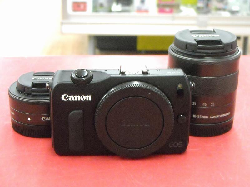Canon デジタル一眼カメラ EOS M| ハードオフ西尾店