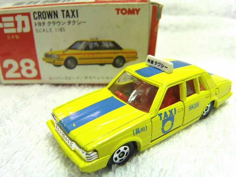 トミカ NO.28 トヨタ クラウン タクシー| ハードオフ安城店