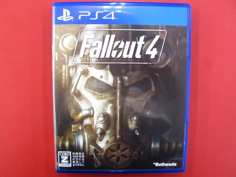 PS4ソフト Fallout4 入荷しました!  ハードオフ三河安城店