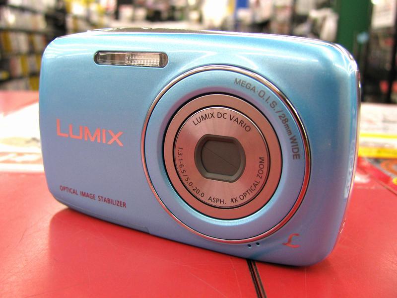 Panasonic デジタルカメラ DMC-S1| ハードオフ三河安城店